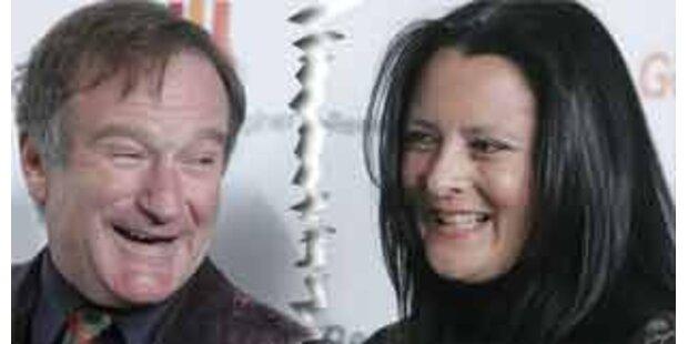 Oscar-Preisträger Robin Williams vor Scheidung