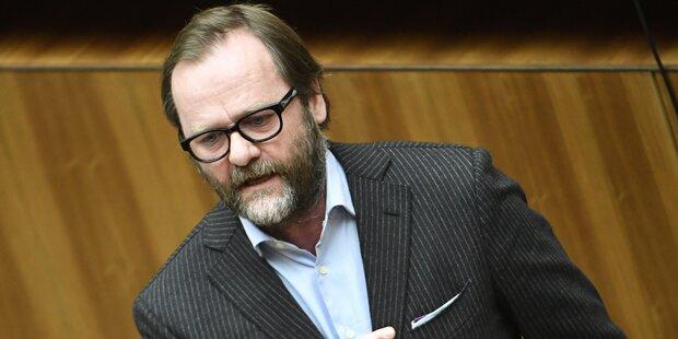 Salzburg: Schellhorn als NEOS-Chef bestätigt