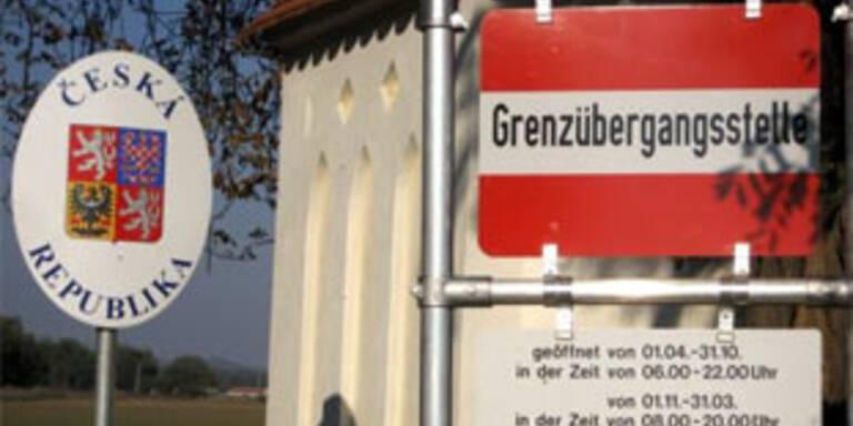 60% der Österreicher gegen Schengen-Erweiterung