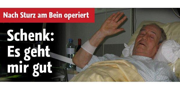Otto Schenk: Es geht mir gut