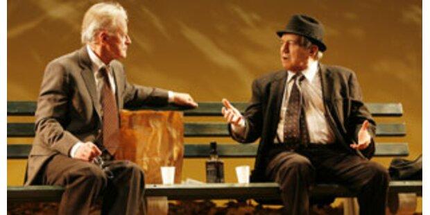 Lachen mit Otto Schenk und Helmut Lohner