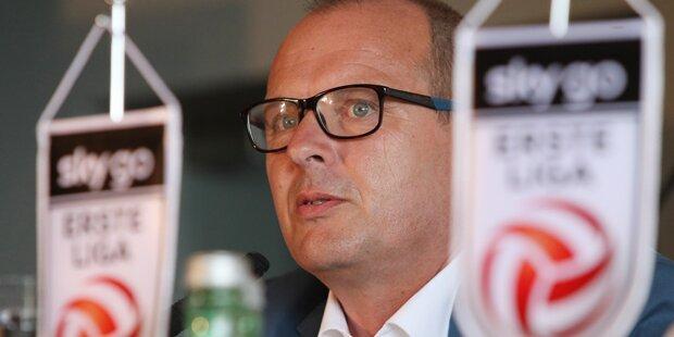 Martin Scherb neuer Altach-Trainer