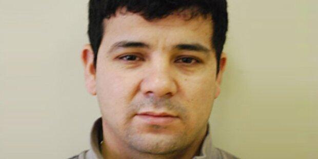 Scheren-Toter: Polizei jagt diesen Mann