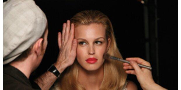 Melanie Scheriau wirbt für IQ Cosmetics