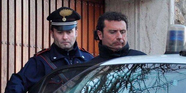 Costa-Kapitän soll wieder in Haft