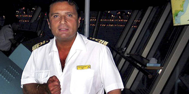 Jetzt spricht der Kapitän der Concordia