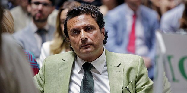 26 Jahre Haft für Schettino gefordert