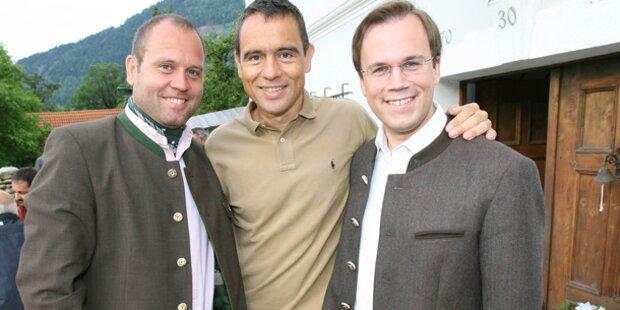 Kurt Scheuch folgt Bruder als Parteichef