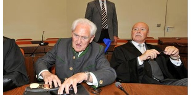 Lebenslang für 90-jährigen NS-Verbrecher