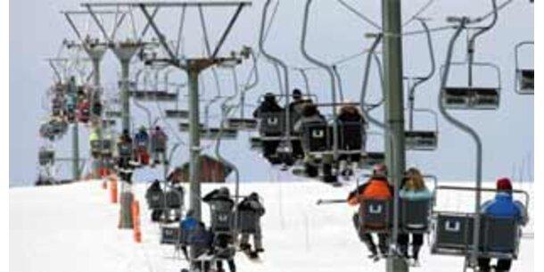 Starkes Winter-Plus in Österreich