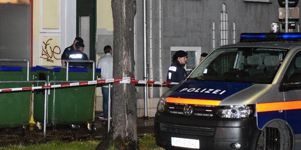 Schießerei: Räuber fesselte Angestellte