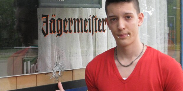 Drive-by-Shooting auf Wiener Beisl
