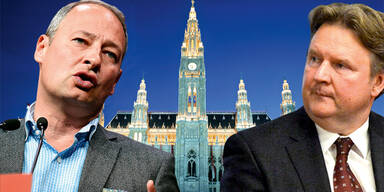 Wer jetzt wen in Wien unterstützt