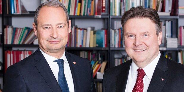 SPÖ-Duell: Jetzt fliegen die Fetzen