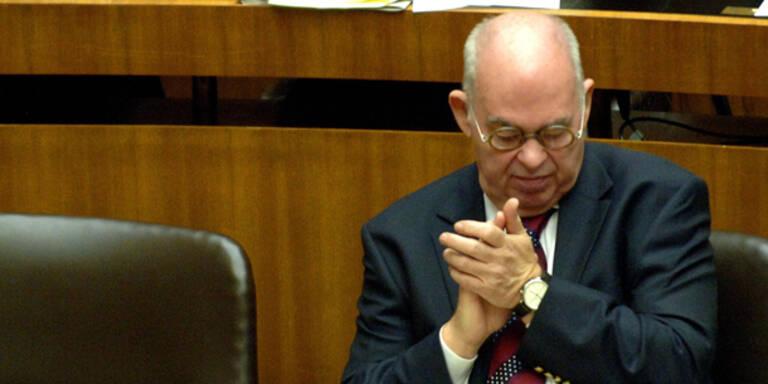 Alt-Politiker Peter Schieder gestorben