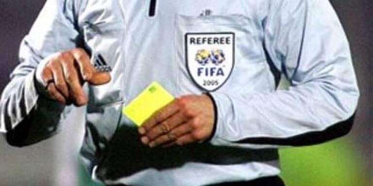 Wieder Referee schwer misshandelt