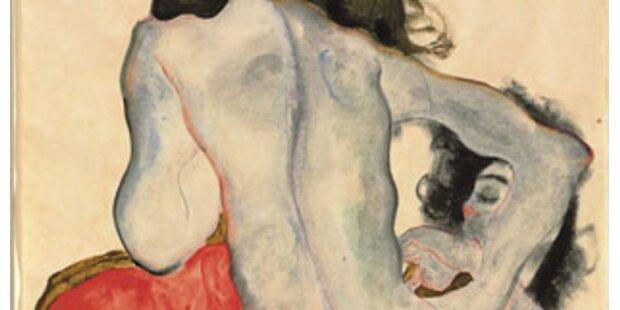 Egon Schiele für 12,5 Mio. Pfund unterm Hammer