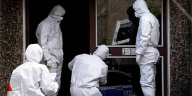 Ein Toter bei Schießerei in Hamburg