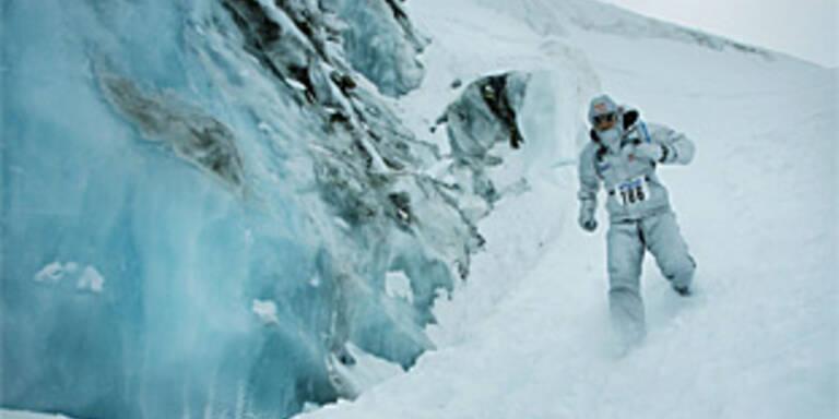 Schiester triumphiert bei Antarktis Ultra Race