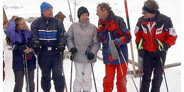 Österreicher machen Winterurlaub auch ohne Schnee