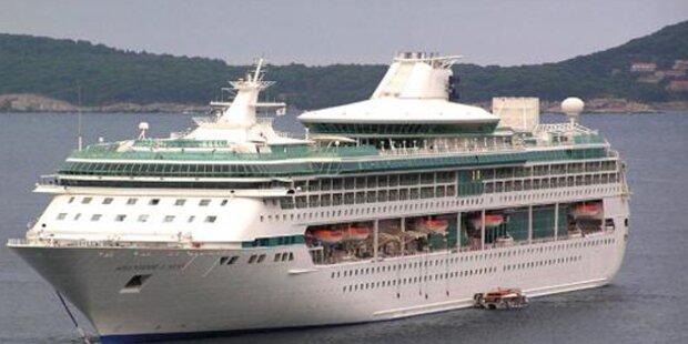 Entspannung pur auf Schifffahrt
