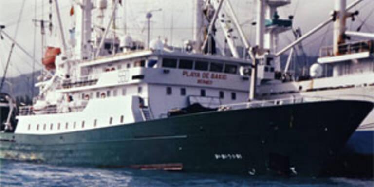 Piraten lassen spanischen Fischkutter frei