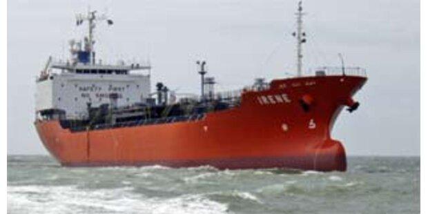 Griechischer Frachter vor Somalia entführt
