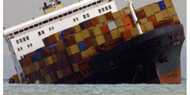 Frachter vor bulgarischer Küste gesunken