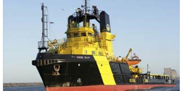 Drei Tote bei Unfall auf Bergungsschiff