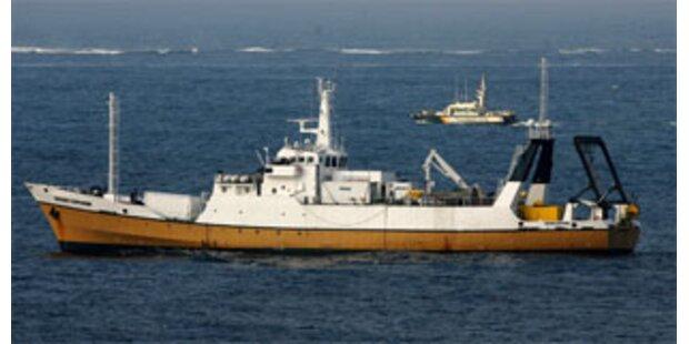 Spaniens Marine stoppt US-Schiff