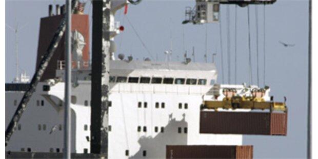 Entführtes deutsches Frachtschiff frei