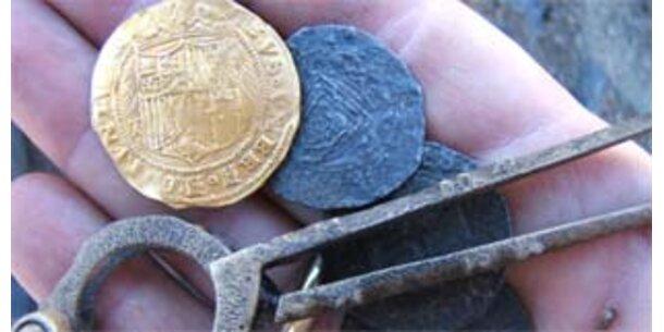 Schiffswrack mit Goldschatz vor Namibia entdeckt
