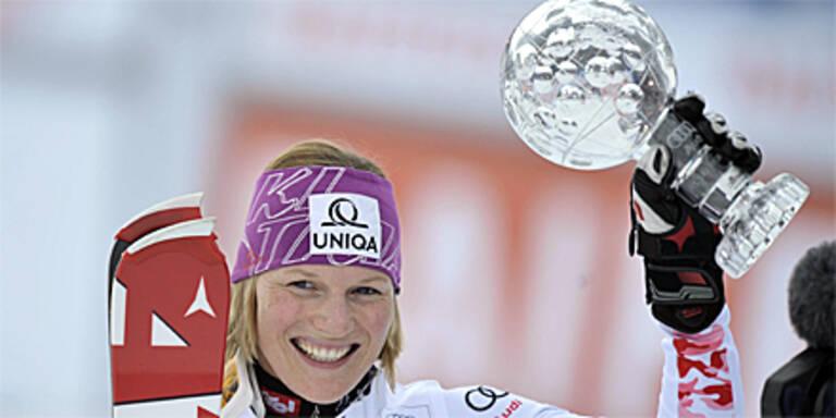 Damen retten rot-weiß-rote Ski-Ehre