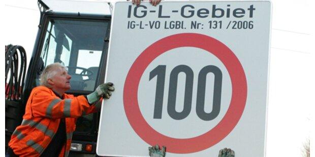 Comeback von Tempo 100 in der Steiermark