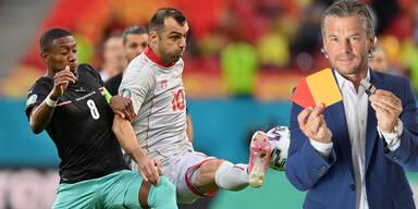 Schinkels-Noten zum EURO-Start für ÖFB-Team