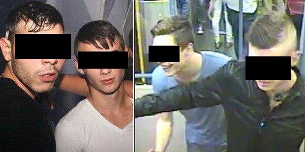 Zwei Jahre Haft für U-Bahn-Schläger