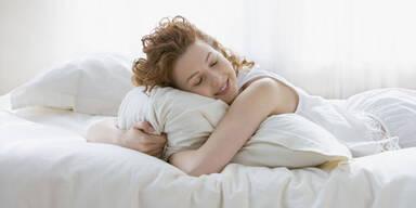 Zu viel Schlaf ist auch nicht gesund