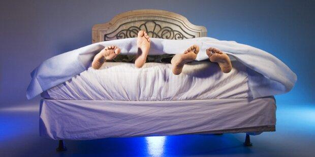 Wir schlafen immer kürzer und schlechter
