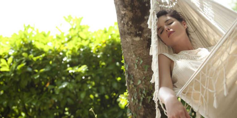 Vom Winterschlaf in die Frühjahrsmüdigkeit