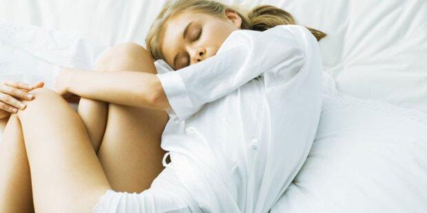 So schlafen Sie auch bei Hitze gut
