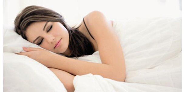 Schlafen Sie sich schlank