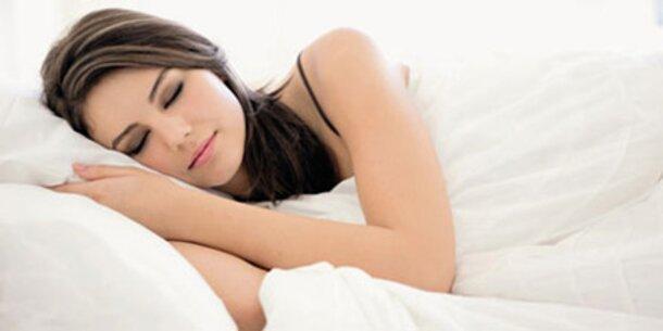 Sieben Stunden Schlaf am gesündesten