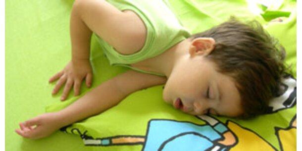 Jeder fünfte Volksschüler schläft schlecht