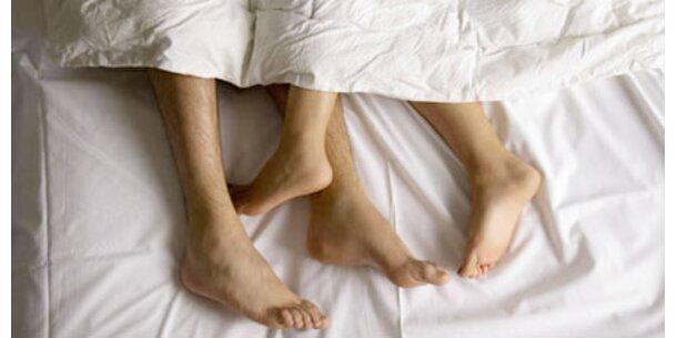 Doppelbett für besseren Schlaf