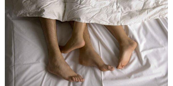Österreicher schlafen sieben Stunden