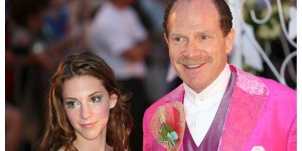 Schlaff-Sohn heiratet in Wien