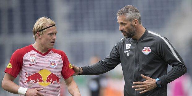 Xaver Schlager wechselt nach Wolfsburg