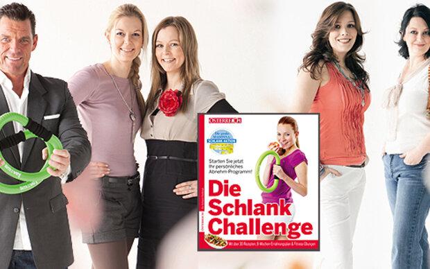 Das Erfolgsprogramm der Schlank-Challenge