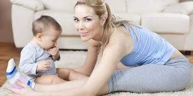 Fitness nach der Geburt