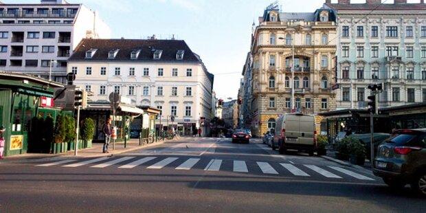 Schleifmühlbrücke: Sperre sorgt für Wirbel